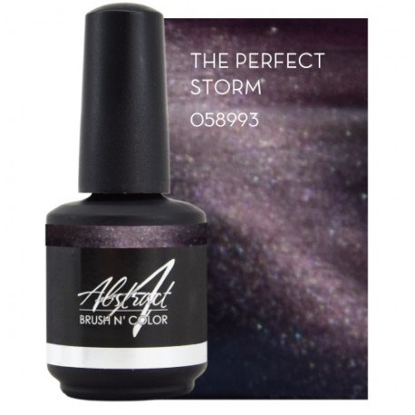 The Perfect Storm 15ml Cat Eye | Abstract