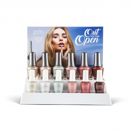 Out In The Open MIXED 9ml 12pcs Display   Gelish