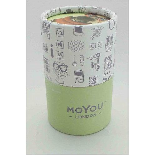 XL Double Marshmellow NON STICKY Stamp | MoYou London