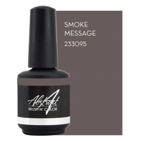 Smoke Message 15ml | Abstract