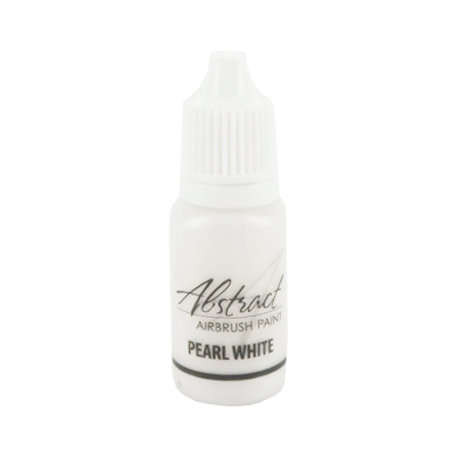 Airbrush Verf PEARL WHITE 7ml | Abstract