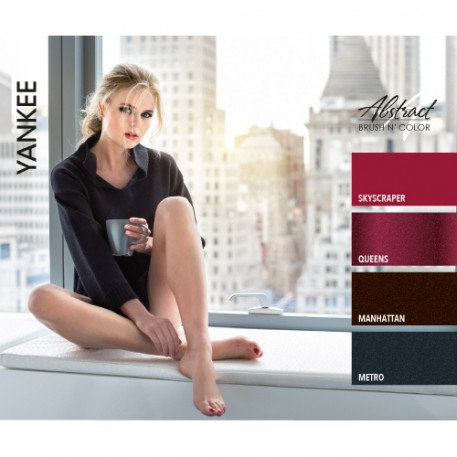 Yankee Collection | Abstract Brush N Color