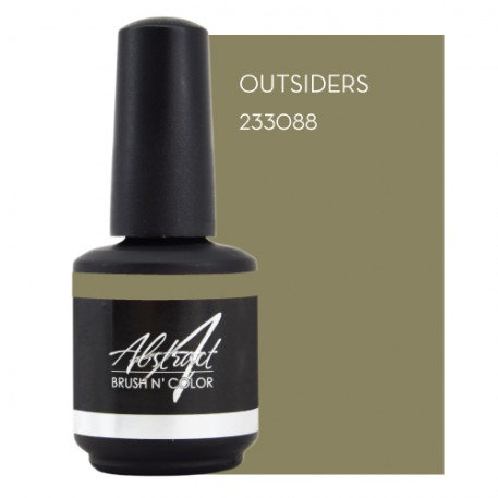 Outsiders 15ml | Abstract