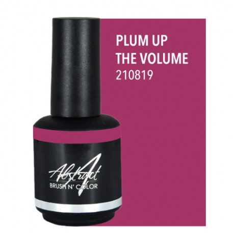 Plum Up The Volume 15ml | Abstract