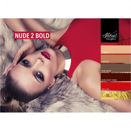 Nude 2 Bold Creamies Collection   Abstract