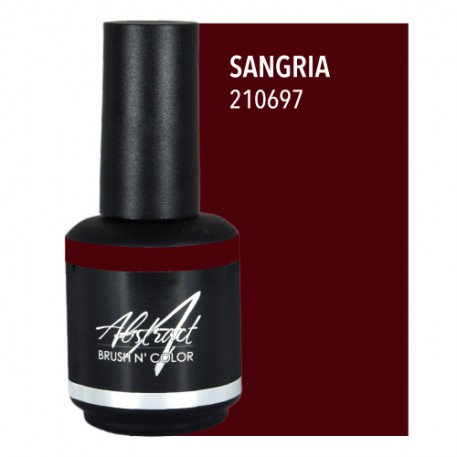 Sangria 15ml | Abstract Brush N Color
