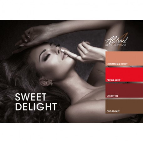 Sweet Delight Collection | Abstract Brush N Color