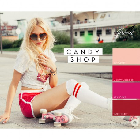 Candy Shop Collectie | Abstract Brush N' Color