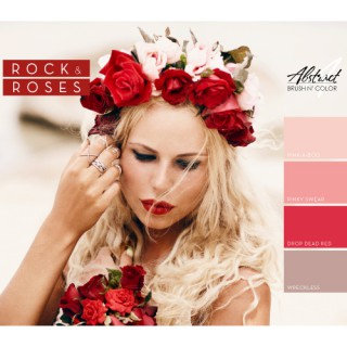 Rock & Roses Collection | Abstract