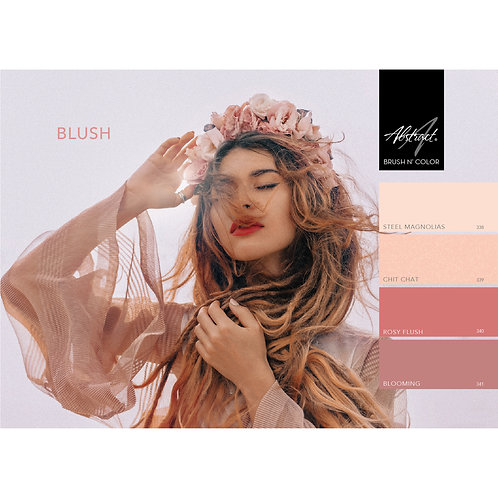 Blush collection   4x 15 ml | Abstract