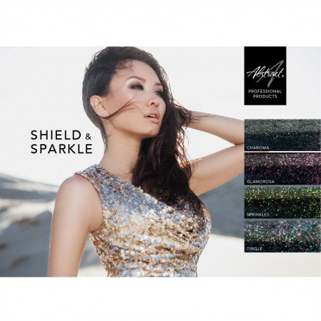 Shield & Sparkle Collection   Abstract