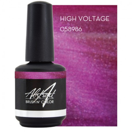 High Voltage15ml Cat Eye | Abstract