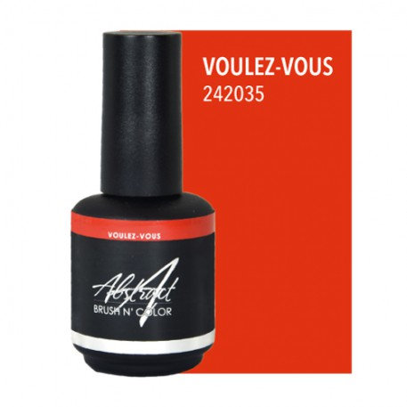 Voulez-Vous 15ml   Abstract Brush N Color