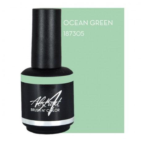 Ocean Green 15ml | Abstract Brush N Color