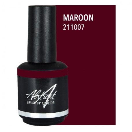 Maroon 15ml   Abstract