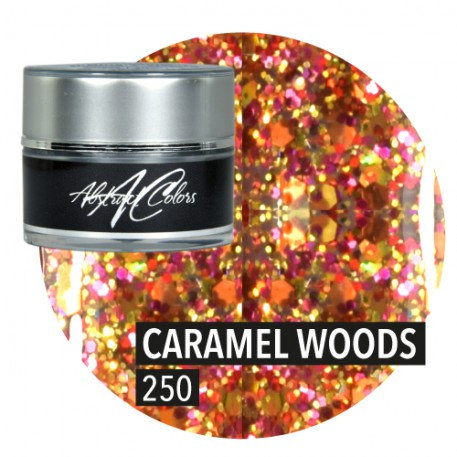 Caramel Woods 5ml |  6 Abstract Colors