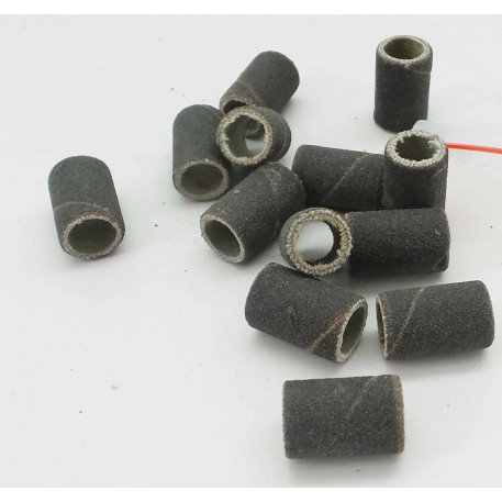 Sanding Bands Black 240grit (24pcs/bag)