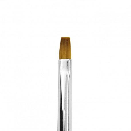 Flat #4 Gel Brush (Artist Line) | Abstract