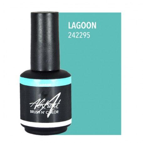 Lagoon 15ml | Abstract Brush N Color