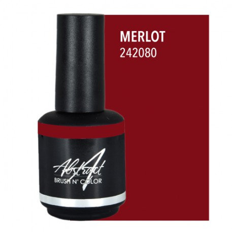 Merlot 15ml | Abstract Brush N Color