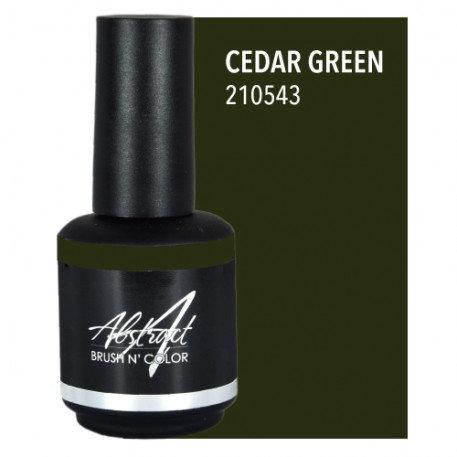 Cedar Green 15ml | Abstract Brush N Color