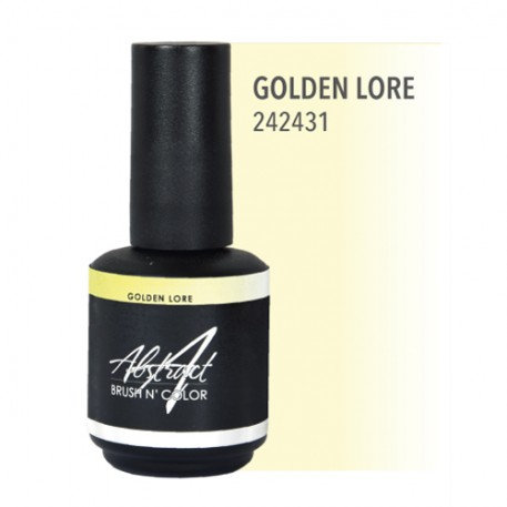 Golden Lore 15ml | Abstract Brush N Color