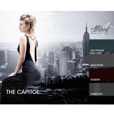 The Capitol Collection   Abstract Brush N Color