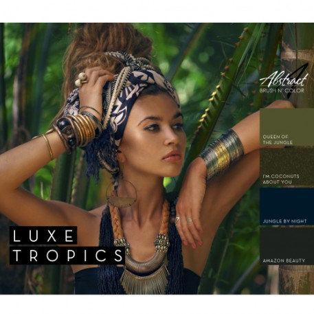 Luxe Tropics Collection | Abstract