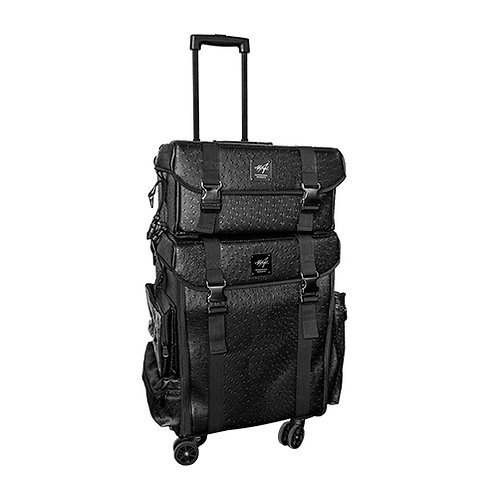 Trolley OSTRICH BLACK| Abstract