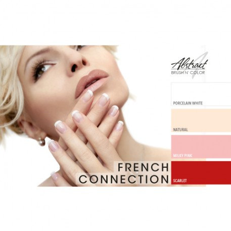 French Connection | Abstract Brush N Color