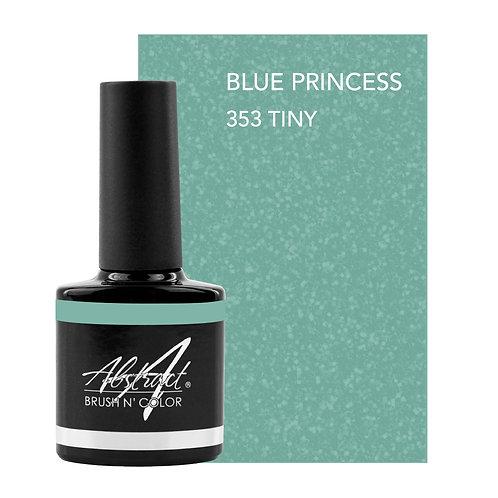Blue Princess Brush N color 7,5 ml | Abstract