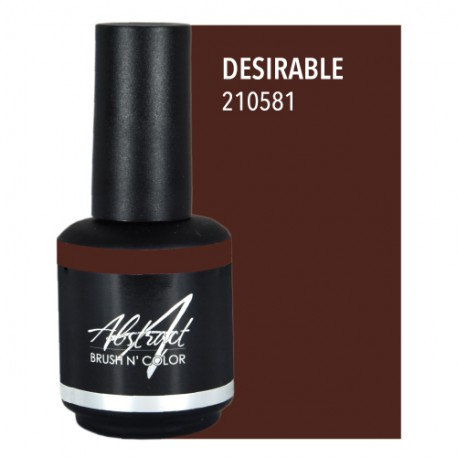 Desirable 15ml | Abstract Brush N Color