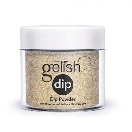 Gilded In Gold 23gr | Gelish DIP