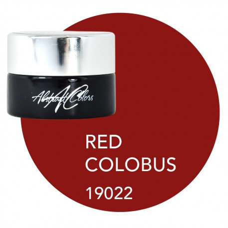 Red Colobus 5ml | Abstract NAILING IT FOR A CAUSE