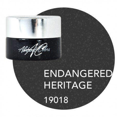 Endangered Heritage 5ml | Abstract NAILING IT FOR A CAUSE