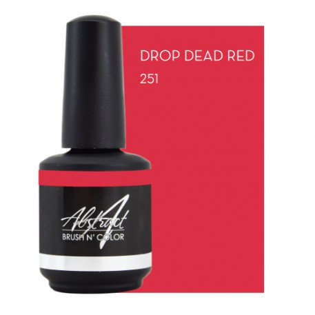 Drop Dead Red 15ml | Abstract