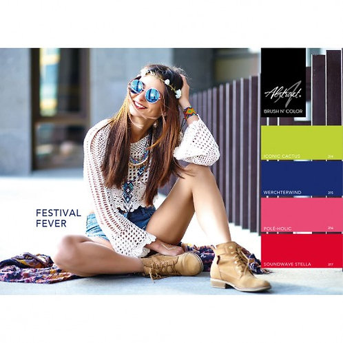 Festival Fever Collection | Abstract