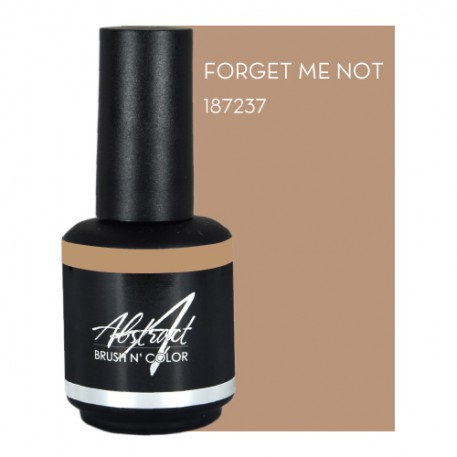 Forget Me Not 15ml | Abstract Brush N Color