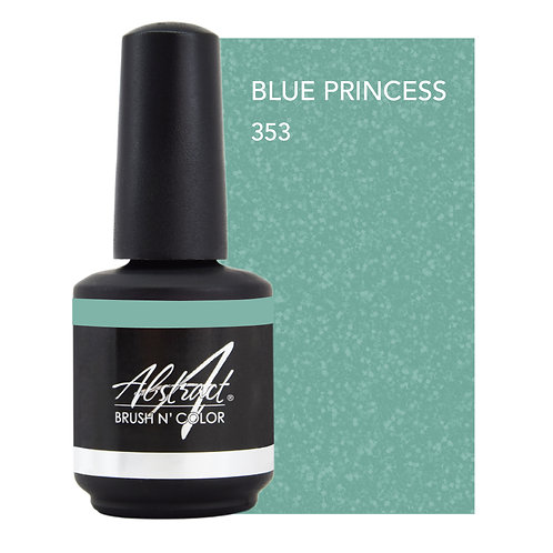 Blue Princess Brush N color 15 ml | Abstract