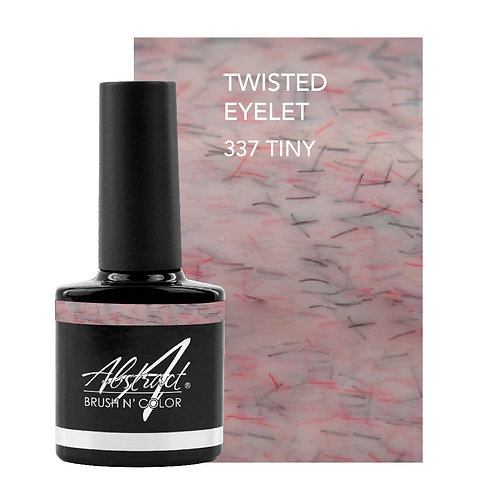 Twisted Eyelet Brush N color 7,5 ml | Abstract