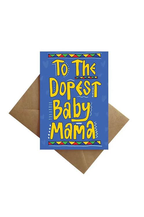 No Baby Mama Drama