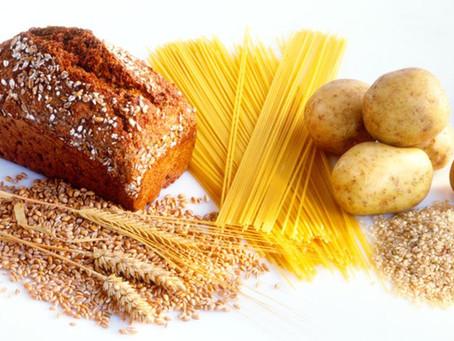 Les céréales et amidons