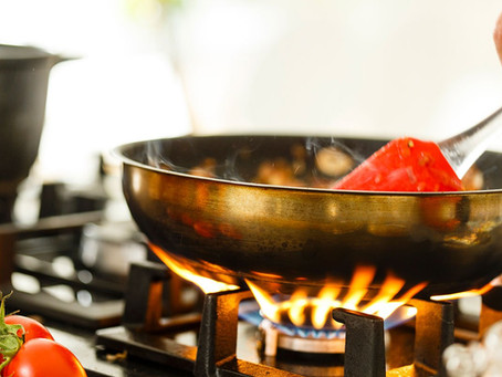 La cuisson des aliments