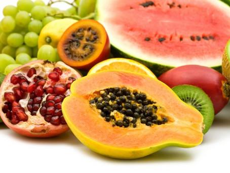 Fruits locaux & tropicaux