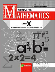 Objective Mathematics (MCQs) Cover (2020