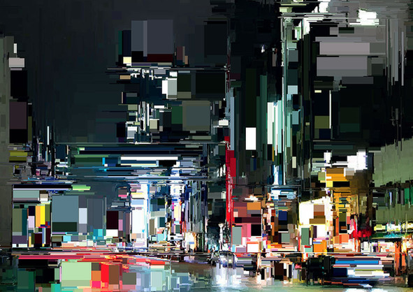 TOKYO by NIGHT - detail