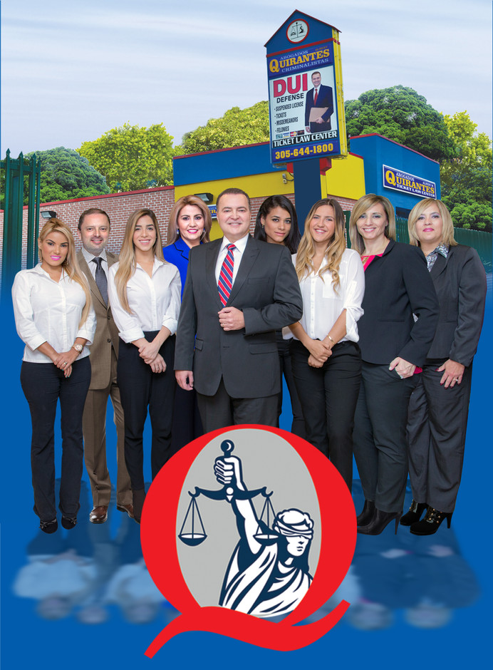 Fight your criminal, DUI or traffic case now. Call Albert Quirantes, he's a fighter. 1-888-DUI-FIRM