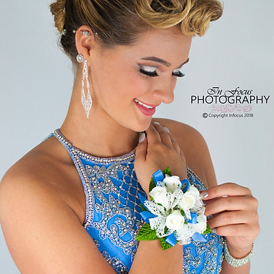 Prom Photo Sessions Model 1