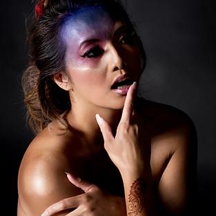 Avante Garde Portraits with Mea Lo