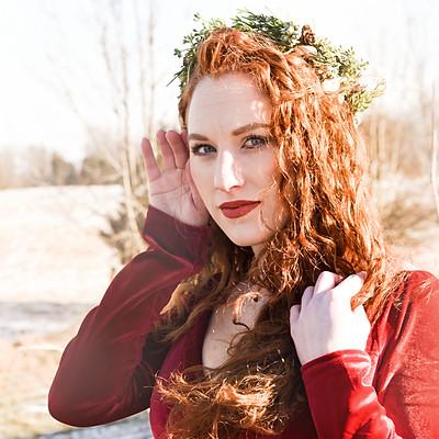 Gretchen's Winter Portraits